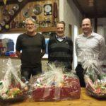 Edi Tüscher gewinnt den Jassplausch des Sponsorenclubs Pallavolo
